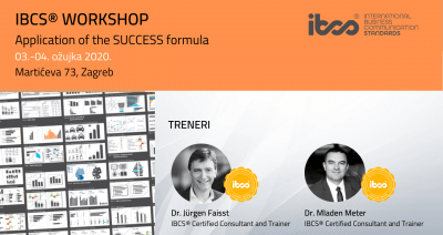 IBCS® WORKSHOP - Application of the SUCCESS formula