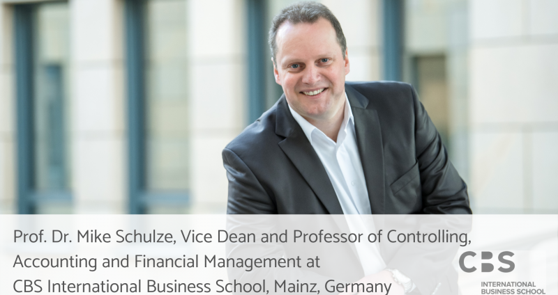 [INTERVIEW] Prof. Dr. Mike Schulze, CBS International Business School | Robotic Process Automation in Controlling - Results of an empirical study