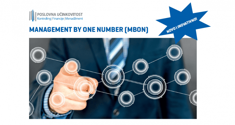 Management by One Number (MBON)