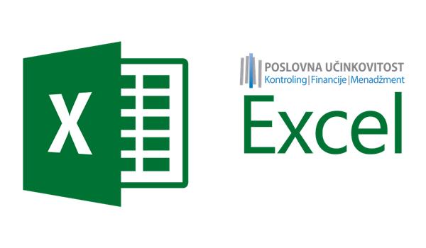 Temeljni tečaj Excel®-a