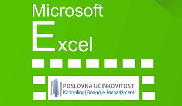 Napredni tečaj Excel®-a