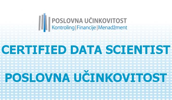 CERTIFIED DATA SCIENTIST