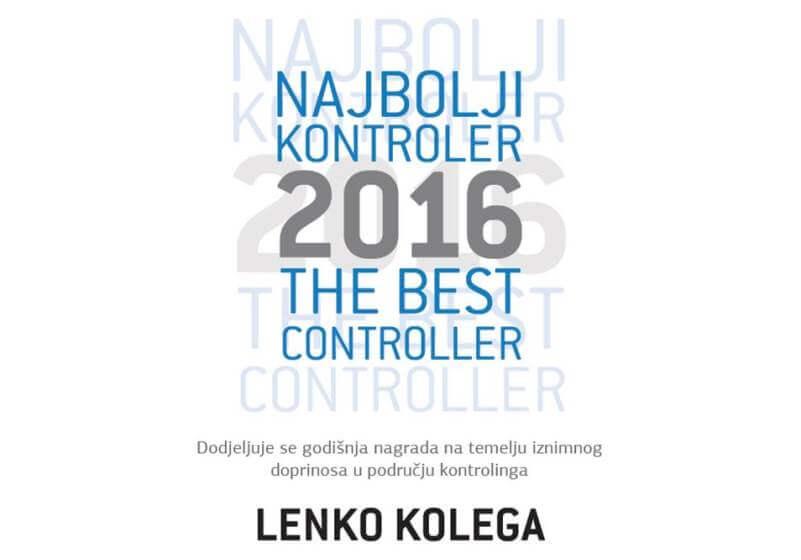 11. najbolji kontroler 2016