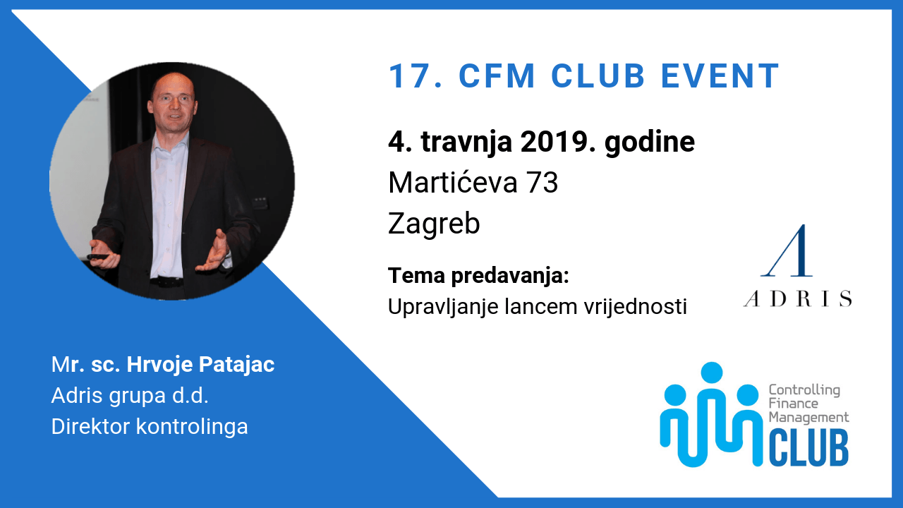 17. CFM Club Event