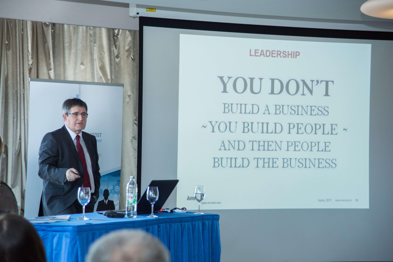 Željko Šundov, Principal, AMROP Executive Search