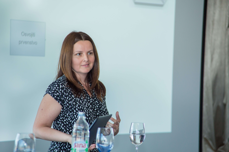 Anita Ikica, Finance & Controlling Manager, Yazaki Europe Limited