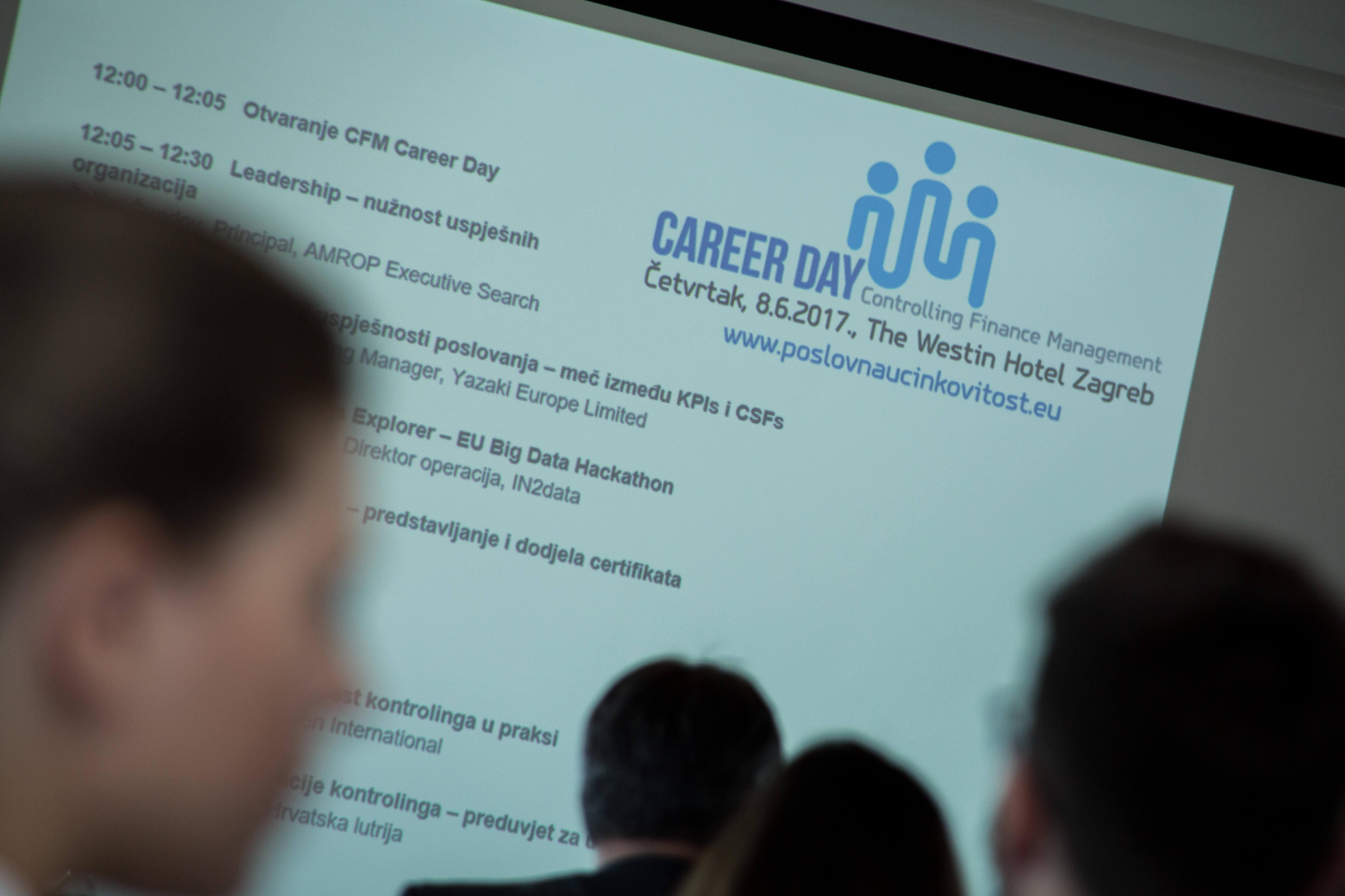 CFM Career day 8.6.2017.