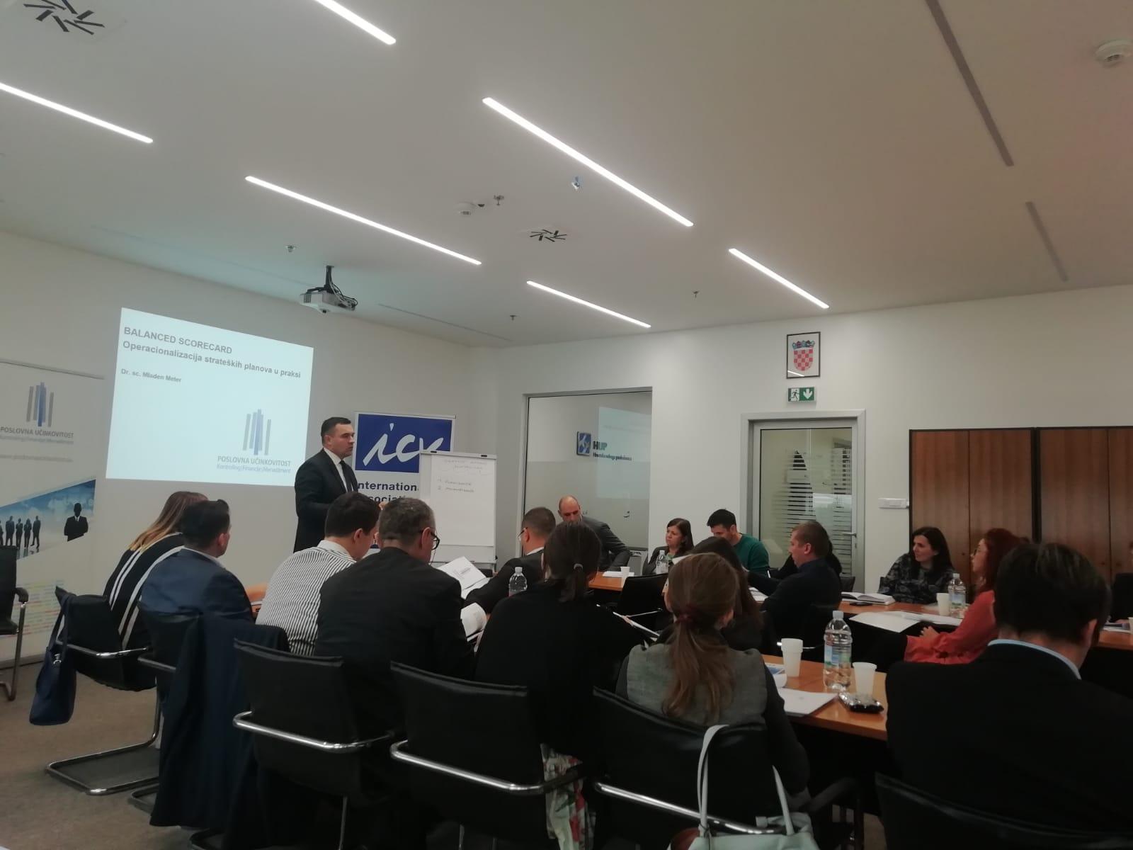 5. ICV Croatian Adriatic Workshop