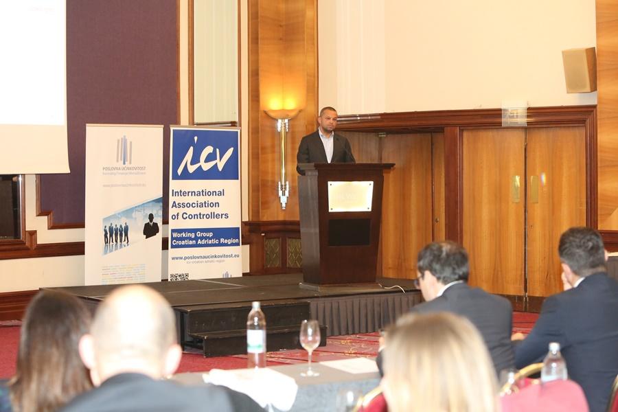 Luka Matošić, MBA, CFO, UNIQA osiguranje d.d.
