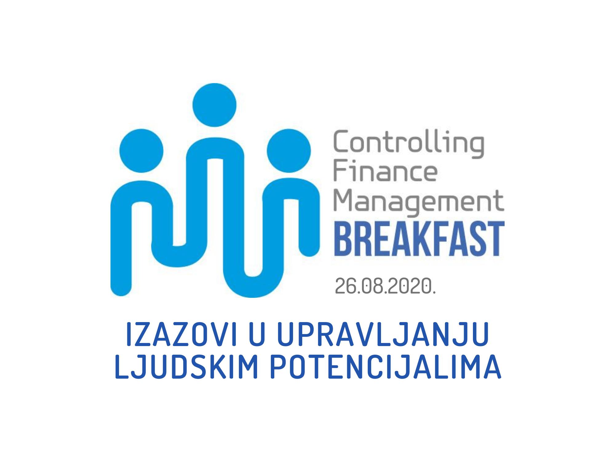 CFM Club Breakfast: Izazovi u upravljanju ljudskim potencijalima
