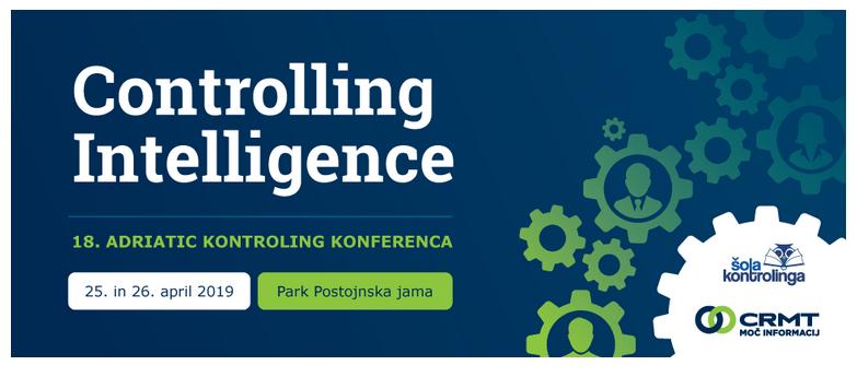 [GOSTUJUĆE PREDAVANJE] 18. Adriatic Kontroling Konferencija u Sloveniji