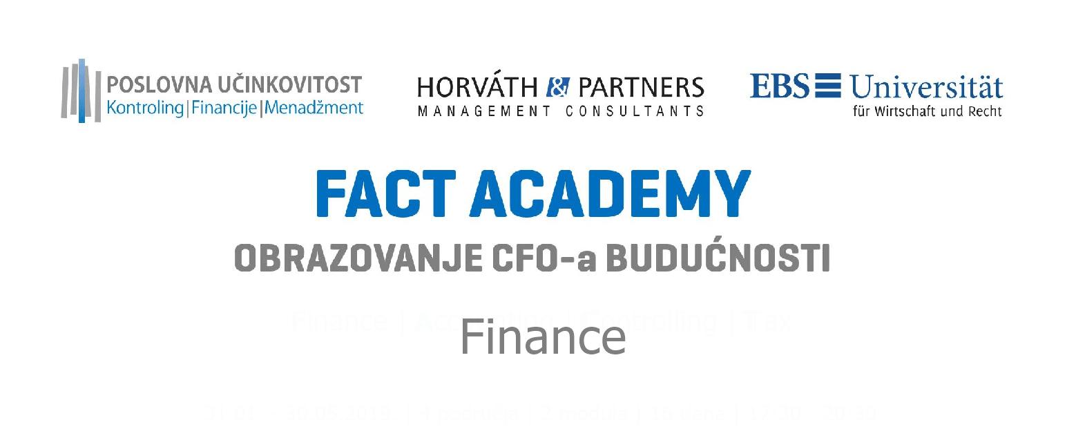FACT Academy - Finance