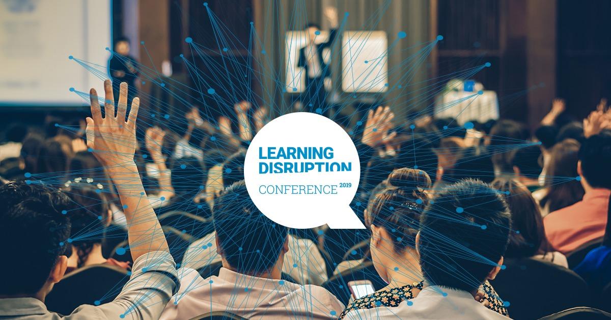 [MEDIJSKO POKROVITELJSTVO] Konferencija Learning Disruption 2019