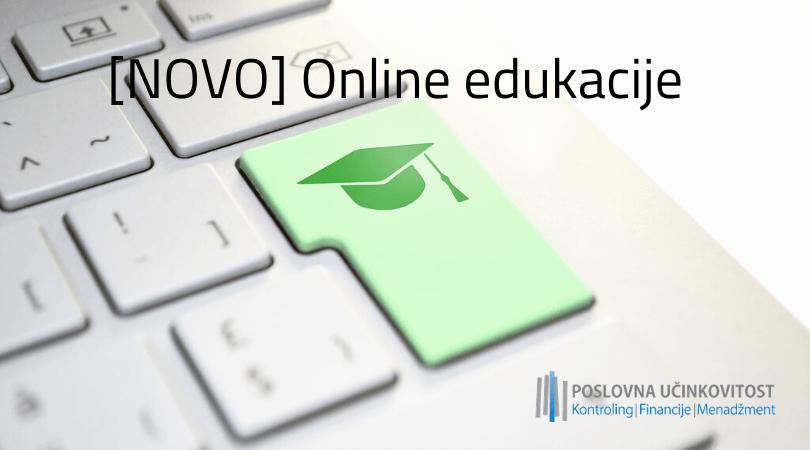 [NOVO] Online edukacije uživo
