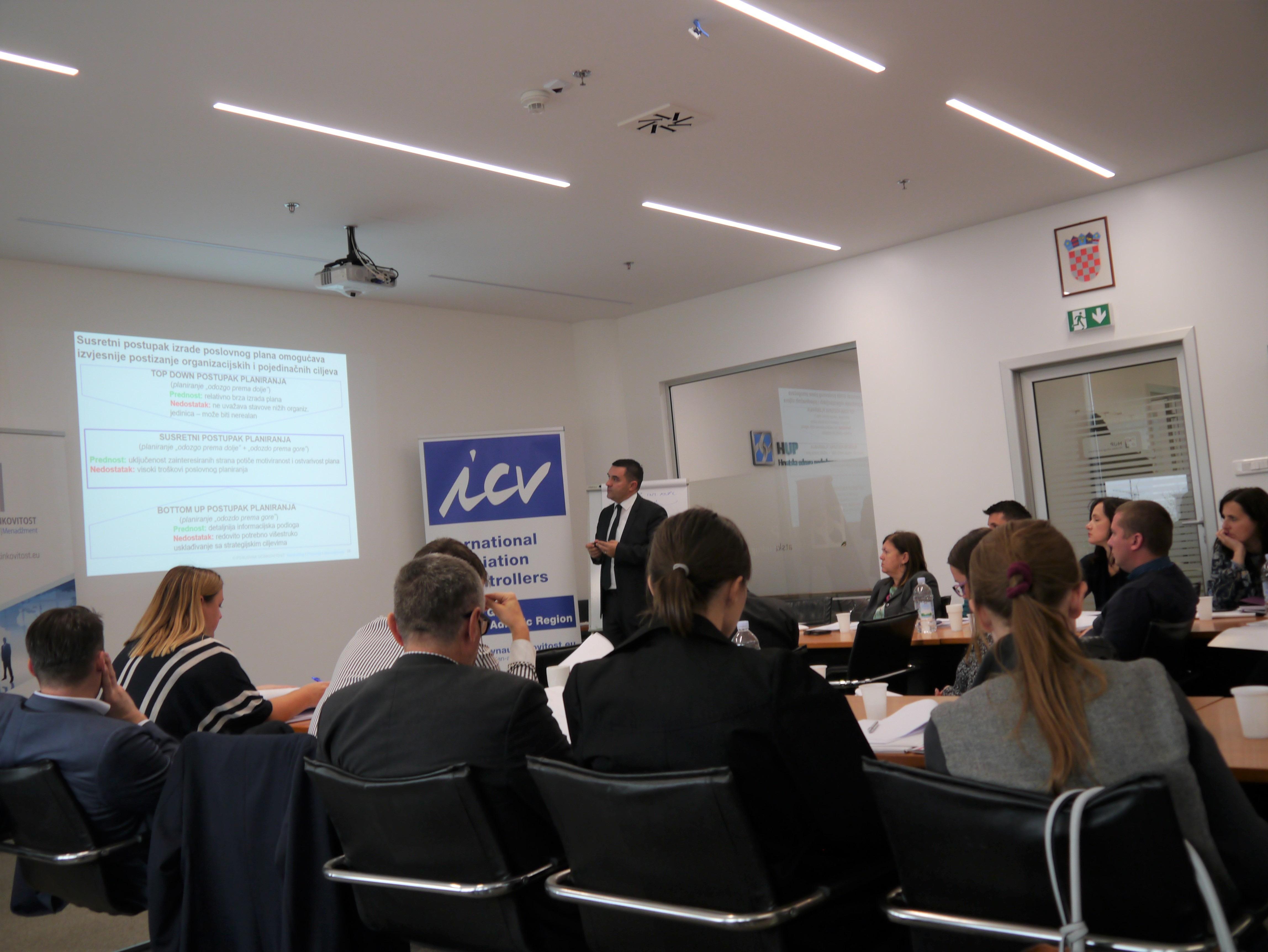 Uspješno održana edukacija i 5. ICV Croatian Adriatic Region Workshop