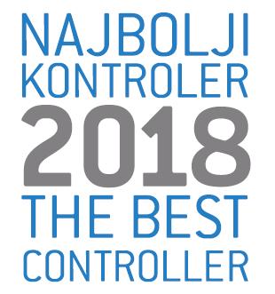 NATJEČAJ ZA IZBOR NAJBOLJEG KONTROLERA – THE BEST CONTROLLER ZA 2018.